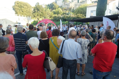 inauguration,associations,Vaison-la-Romaine